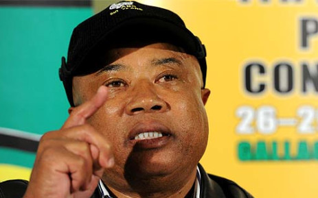 Africa National Congress (ANC) National Executive Committee (NEC) member Tony Yengeni. Picture: ANC