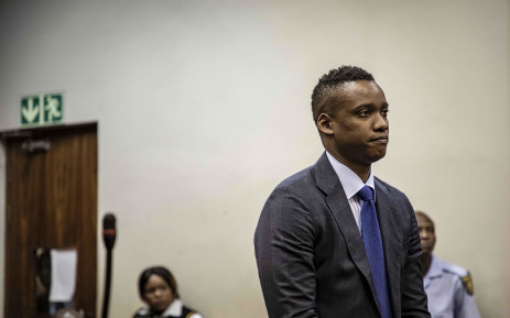 FILE: Duduzane Zuma and his father former President Jacob Zuma arrive at the Randburg Magistrates Court on 24 January 2019 for a postponement of his culpable homicide case. Picture: Thomas Holder/EWN