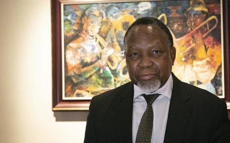 Former PresidentKgalema Motlanthe. Picture: Sethembiso Zulu/EWN