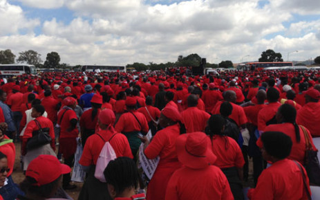 The South African Democratic Teachers Union (Sadtu) says it's being used as a scapegoat by both Democratic Alliance (DA) leader Helen Zille and the Basic Education Department. Picture:Lesego Ngobeni/EWN