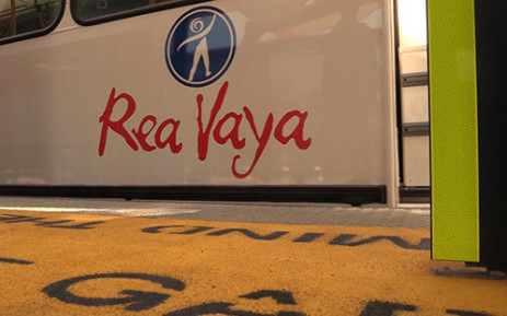 Rea Vaya bus driver are expected to embark on a strike in Johannesburg on Monday 31 March 2014. Picture: Reinart Toerein/EWN.