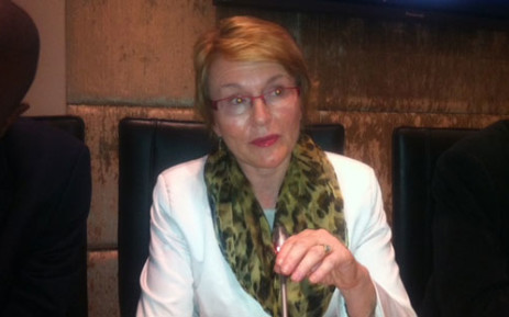 Helen Zille. Picture: Catherine Rice/EWN