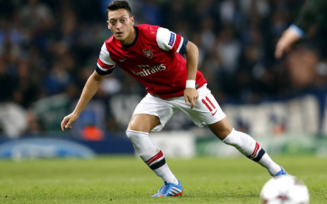 8ece24cfd73 Arsenal s Ozil ready to start more away games