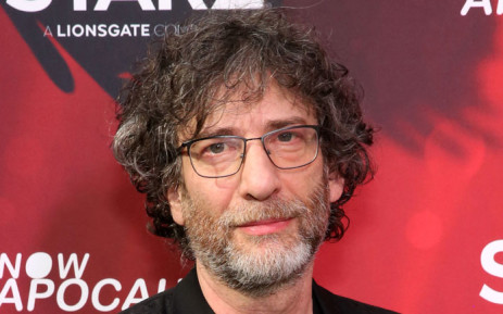 Author Neil Gaiman attends 'American Gods' & 'Now Apocalypse' Live Viewing Party At #TwitterHouse at Lustre Pearl on 10 March 2019 in Austin, Texas. Picture: AFP