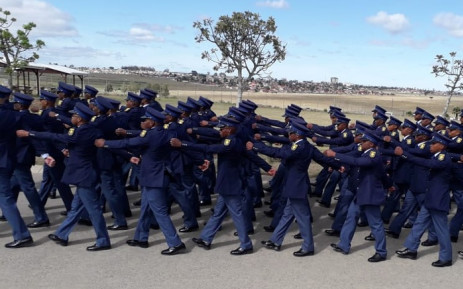 FILE: About 3,500 constables graduated at parades throughout South Africa. Picture: SAPS