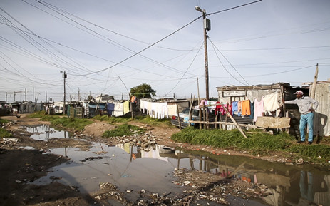 Many people were affected by flooding after heavy rains gave residents a small taste of whats to come in the midst of Cape winter. Picture: Thomas Holder/EWN.