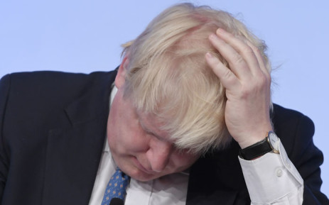 FILE: Britain's former foreign secretary Boris Johnson. Picture: AFP.