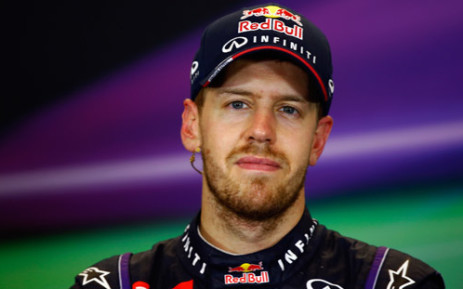 FILE: Sebastian Vettel and Infiniti Red Bull Racing talks to the media after winning the United States Formula One Grand Prix at Circuit of The Americas on 17 November, 2013 in Austin, United States. Picture:AFP.