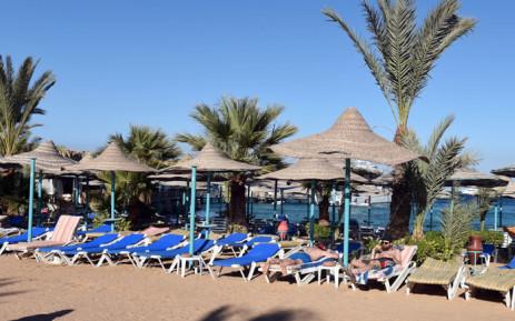 Knife attacker kills two Ukrainian tourists in Egyptian