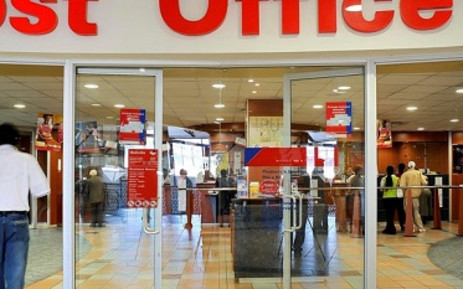 A South African Post Office branch. Picture: @PostofficeSa/Twitter