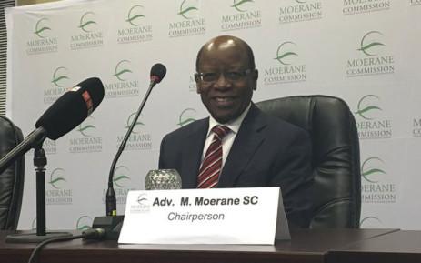 FILE: Advocate Marumo Moerane. Picture: Ziyanda Ngcobo/EWN
