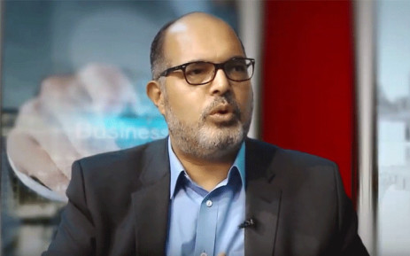 Edward Kieswetter. Picture: Business Pulse International screengrab.