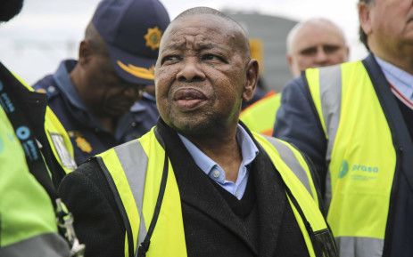 FILE: Transport Minister Blade Nzimande. Picture: Cindy Archillies/EWN