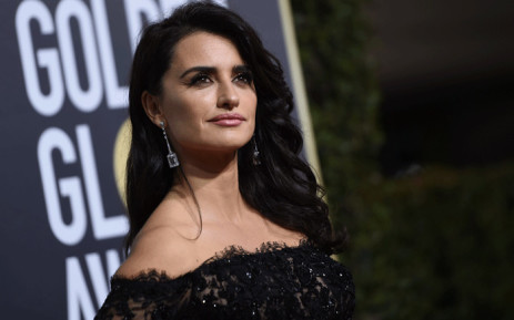 In this file photo taken on 7 January 2018 Spanish actress Penelope Cruz arrives for the 75th Golden Globe Awards in Beverly Hills, California. Picture: AFP.