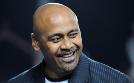 FILE: Former New Zealand All Blacks player Jonah Lomu. Picture: AFP.