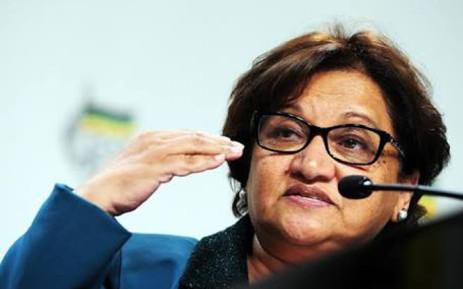 FILE: ANC Deputy Secretary General Jessie Duarte. Picture: Facebook.