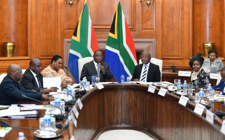 FILE: A panel was appointed in September 2018 to support the inter-ministerial committee (IMC) on land reform chaired by the Deputy President David Mabuza, to advise the IMC on policy matters associated with land reform, including restitution, redistribution, tenure security & agricultural support. Picture: @PresidencyZA/Twitter