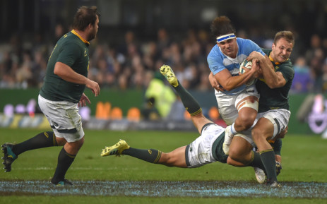 We want to stop South Africa winning title - Pumas captain