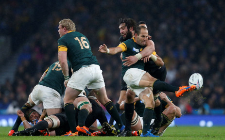 . The Springboks have been a powerhouse in world rugby because of their particular brand of rugby. Picture: Reuters