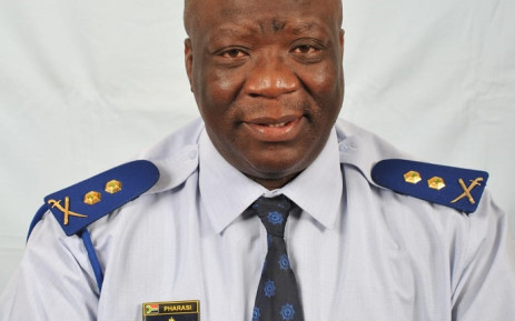 Gauteng deputy police commissioner major general Theko Johannes Pharasi. Picture: Supplied.