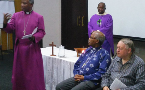 Leaders of the Anglican Church of Southern Africa. Picture: @AnglicanMediaSA/Twitter