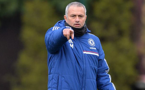 Chelsea manager, Jose Mourinho. Picture: Facebook.