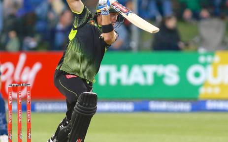The Warriors' Colin Ingram in full flow. Picture: @OfficialCSA/Twitter