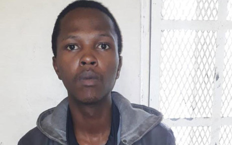 Mzuxolile Skolpati. Picture: @SAPoliceService/Twittter.