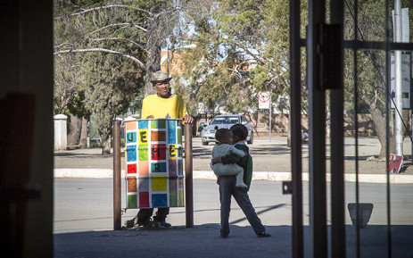 Unemployment is high in Carnarvon with only 39% of residents being employed. Picture: Thomas Holder/EWN