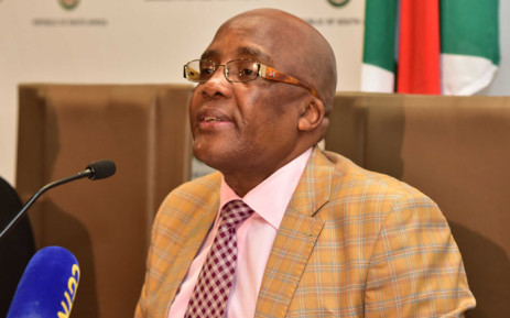 FILE: Minister of Health Dr Aaron Motsoaledi. Picture: GCIS