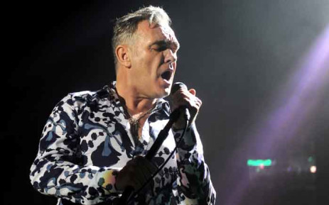 Singer Morrissey performs at Hollywood High School in 2013 in Los Angeles, California. Picture: Kevin Winter/Getty Images/AFP