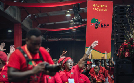 An estimated 3,000 delegates attending the second national elective congress at Nasrec in Soweto in December. Picture: Sethembiso Zulu/EWN