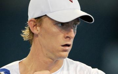South African tennis player Kevin Anderson. Picture: AFP