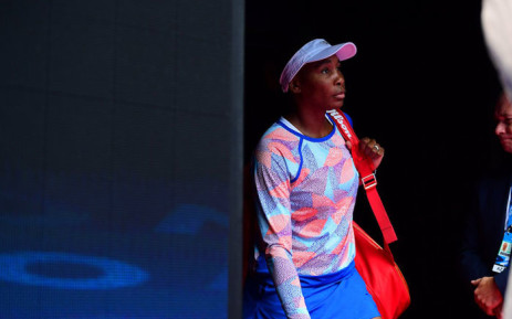 Venus Williams pulls out of Brisbane Int'l due to injury