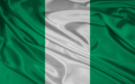 Nigerian flag. Picture: Supplied