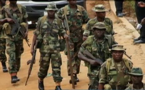 FILE: Nigerian government forces killed at least 56 Islamist Boko Haram fighters in a combined air and ground offensive in the northeast on 30 December 2013. Picture: supplied.