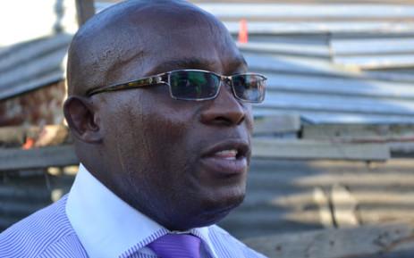 Western Cape Housing MEC Bonginkosi Madikizela. Picture: EWN