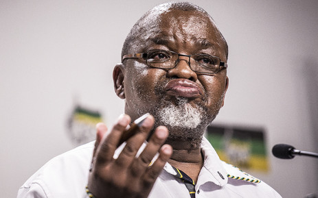 FILE: Mineral Resources Minister Gwede Mantashe. Picture: EWN.