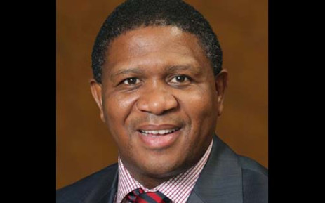 FILE: Minister of Sport and Recreation Fikile Mbalula. Picture: GCIS.