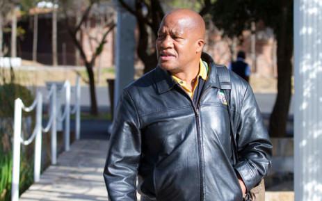 ANC's Jackson Mthembu. Picture: Facebook.com.