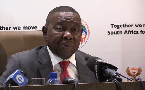FILE: Minister of Higher Education and Training Blade Nzimande. Picture: EWN.