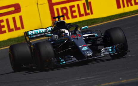 FILE: Mercedes F1 driver Lewis Hamilton clocks up the mileage. Picture: @F1/Twitter
