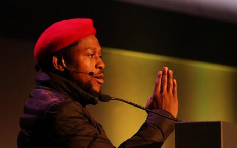 FILE: EFF national spokesperson Mbuyiseni Ndlozi. Picture: Bertram Malgas/EWN