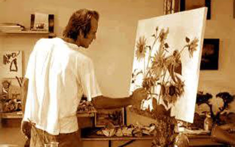 FILE: Acclaimed South African artist Walter Meyer. Picture: Facebook.com.