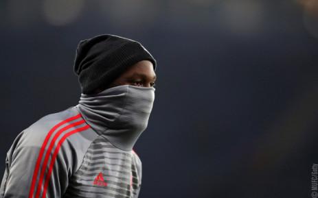 Manchester United striker Romelu Lukaku. Picture: @ManUtd/Twitter.