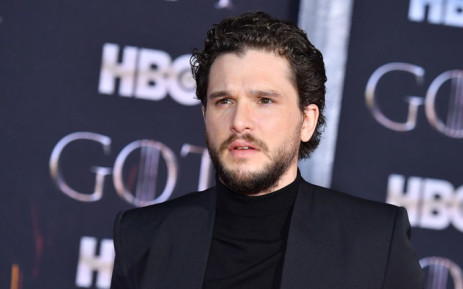 "FILE: British actor Kit Harington arrives for the ""Game of Thrones"" eighth and final season premiere at Radio City Music Hall on 3 April 2019 in New York city. Picture: AFP"