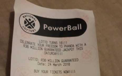 PowerBall results: Friday 23 March 2018