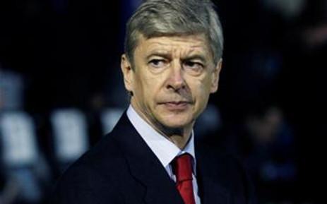 Arsenal manager Arsene Wenger. Picture: AFP