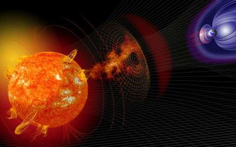 effects of strongest solar flare in a decade can still be felt