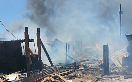 FILE: The Western Cape Human Settlements Department says while it will do its best to provide shack fire victims with formal housing, the process is not going to happen overnight. Picture: Supplied